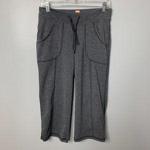 Lucy Gray Athletic Capri Pants